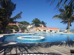The Sun Breeze's gorgeous pool