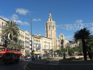 Plaza de le Reina
