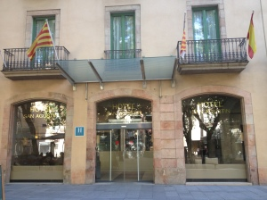 Barcelona's oldest hotel